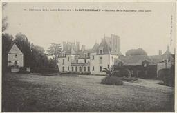 Details pour Saint-Herblain : Château de la Gournerie, pris au sud